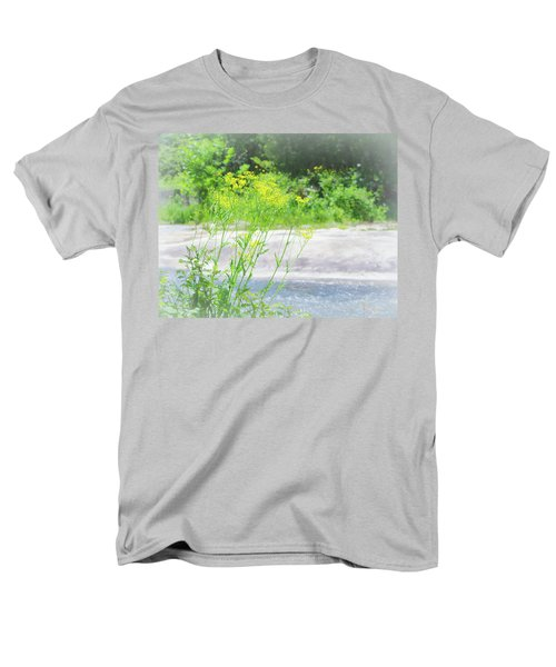 Fine Creek No. 2 Men's T-Shirt  (Regular Fit) by Laura DAddona