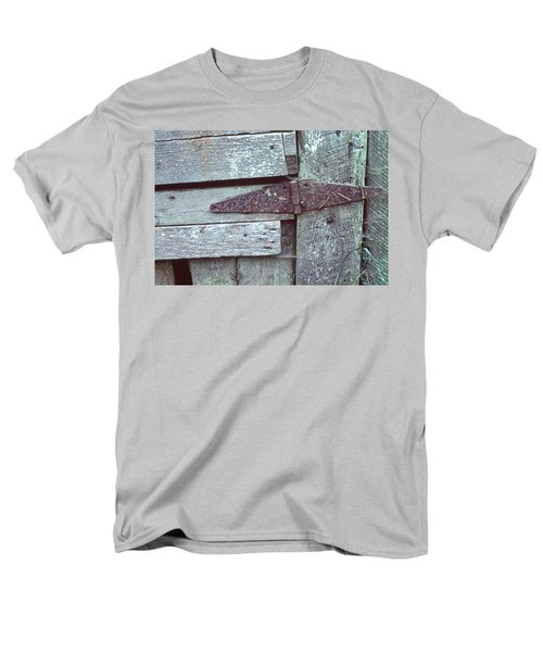 Fixed Men's T-Shirt  (Regular Fit) by Laurie Stewart