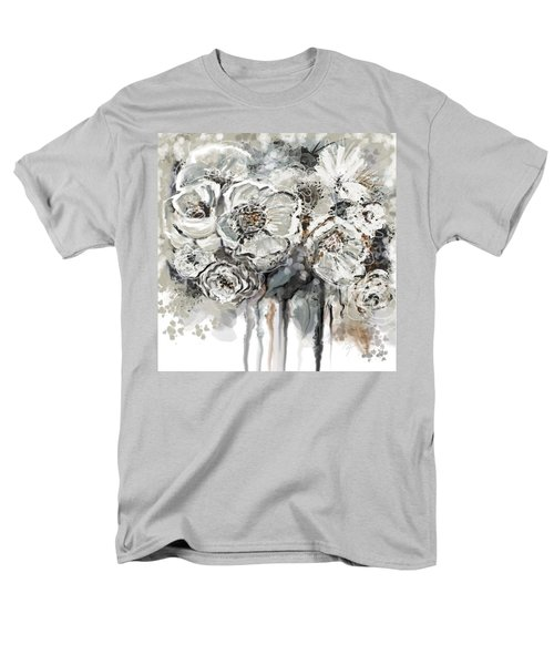 Floral Anxiety  Men's T-Shirt  (Regular Fit)