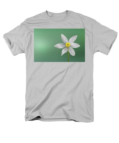 Flower Paradise Men's T-Shirt  (Regular Fit) by Bess Hamiti