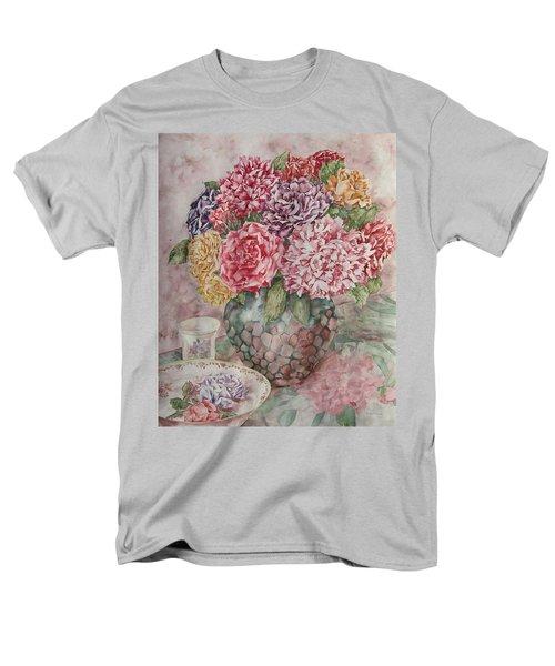 Flowers Arrangement  Men's T-Shirt  (Regular Fit) by Kim Tran