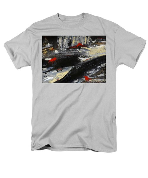 Flume 2 Men's T-Shirt  (Regular Fit) by Dick Bourgault