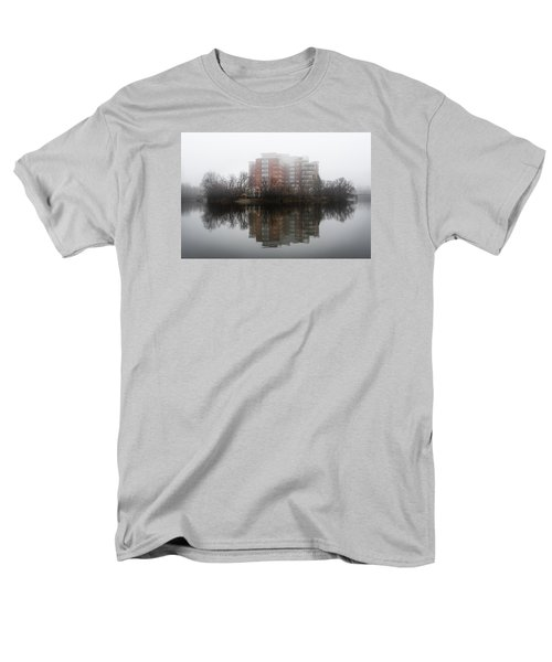 Foggy Reflection Men's T-Shirt  (Regular Fit) by Celso Bressan