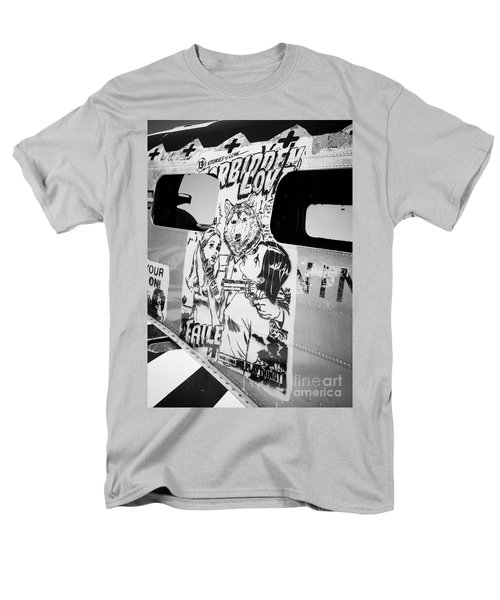 Men's T-Shirt  (Regular Fit) featuring the photograph Forbidden Love by Chris Dutton
