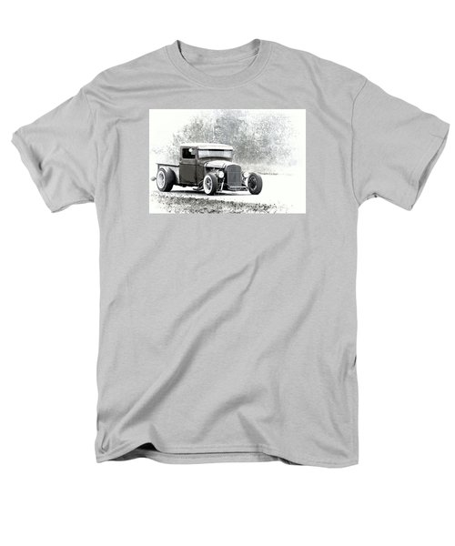 Ford Hot Rod Men's T-Shirt  (Regular Fit) by Athena Mckinzie
