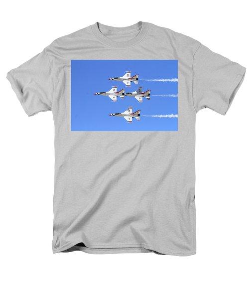 Four Mation Men's T-Shirt  (Regular Fit) by Shoal Hollingsworth