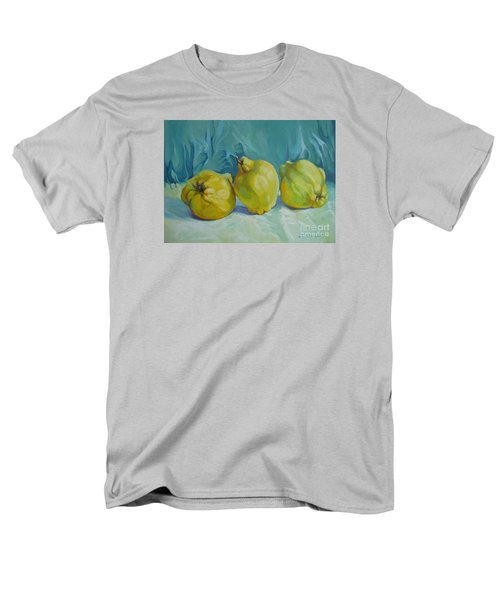 Men's T-Shirt  (Regular Fit) featuring the painting Fragrance Of Autumn by Elena Oleniuc