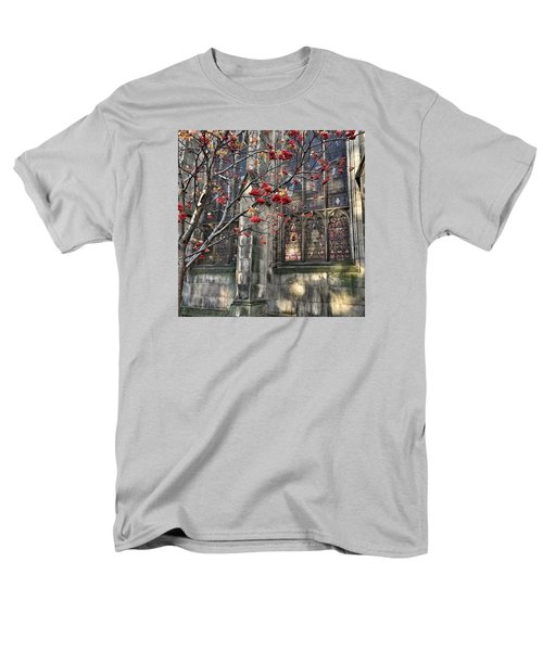 Men's T-Shirt  (Regular Fit) featuring the photograph Fruit By The Church by RKAB Works