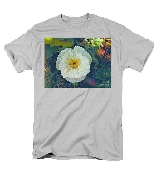 Men's T-Shirt  (Regular Fit) featuring the photograph Garden Beauty by Kathie Chicoine