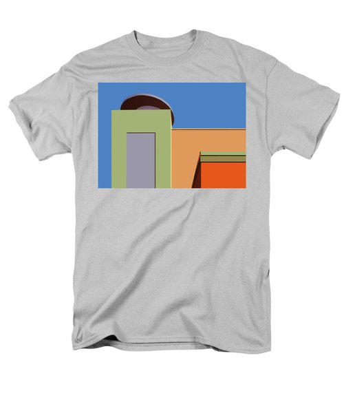 Geometry 101 Men's T-Shirt  (Regular Fit) by Nikolyn McDonald