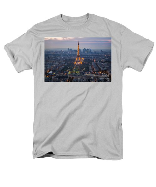 Get Ready For The Show Men's T-Shirt  (Regular Fit) by Giuseppe Torre