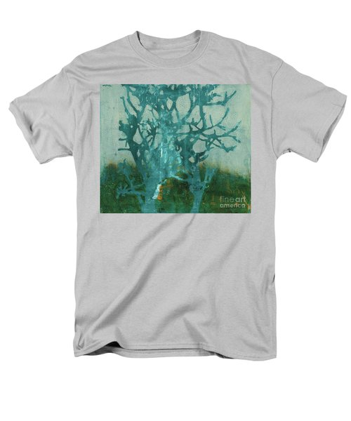 Ghost Tree Men's T-Shirt  (Regular Fit)