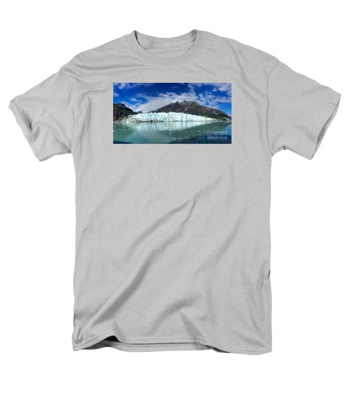 Men's T-Shirt  (Regular Fit) featuring the photograph Glacier Bay by Sean Griffin