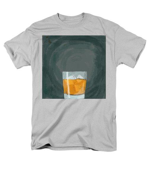 Glass, Ice,  Men's T-Shirt  (Regular Fit) by Keshava Shukla