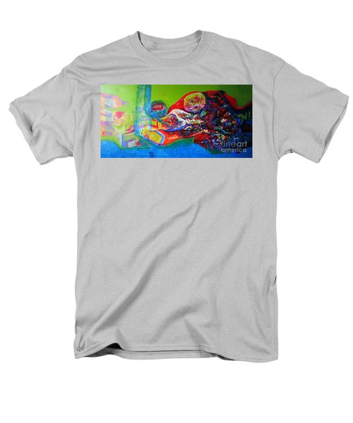 Glory Of Harmony Men's T-Shirt  (Regular Fit) by Sanjay Punekar