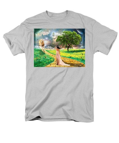 Glory Road Men's T-Shirt  (Regular Fit) by Dolores Develde