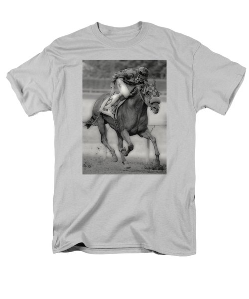 Going For The Win Men's T-Shirt  (Regular Fit) by Lori Seaman