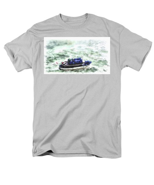 Maid Of The Mist Men's T-Shirt  (Regular Fit)