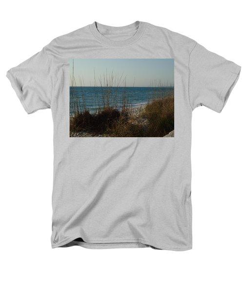 Men's T-Shirt  (Regular Fit) featuring the photograph Goodbye Cruel World by Robert Margetts