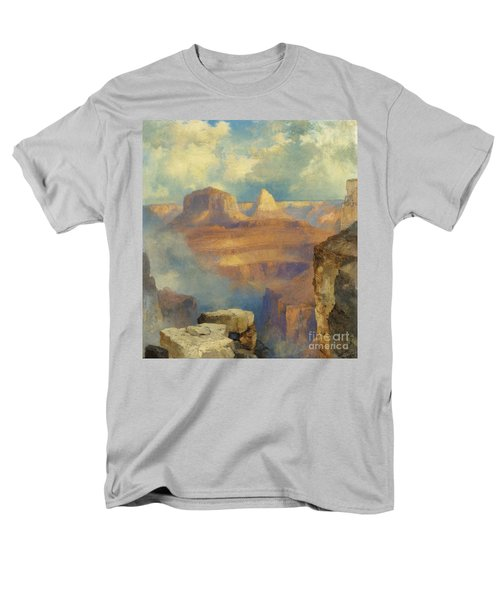 Grand Canyon Men's T-Shirt  (Regular Fit) by Thomas Moran