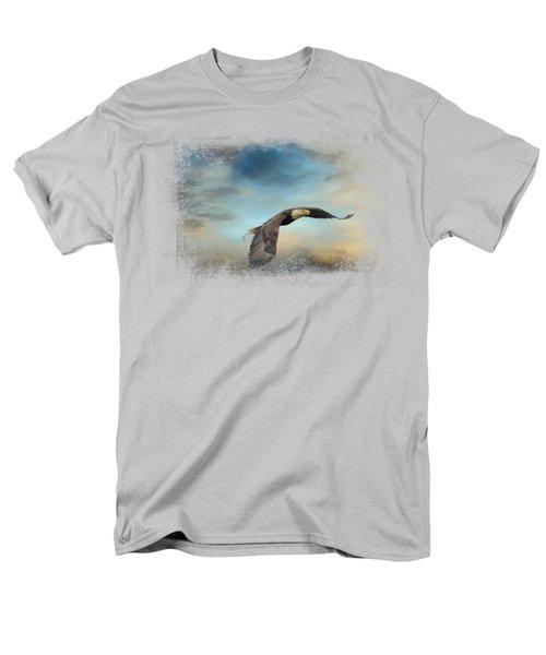 Grass Before The Storm Men's T-Shirt  (Regular Fit) by Jai Johnson