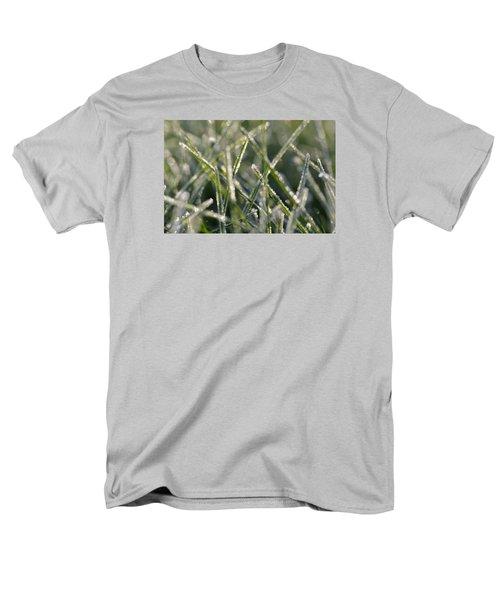 Grass Bokeh Men's T-Shirt  (Regular Fit)