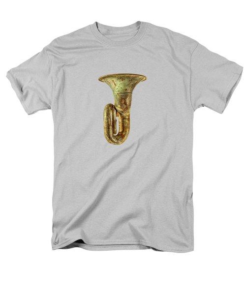 Green Horn Up Men's T-Shirt  (Regular Fit)