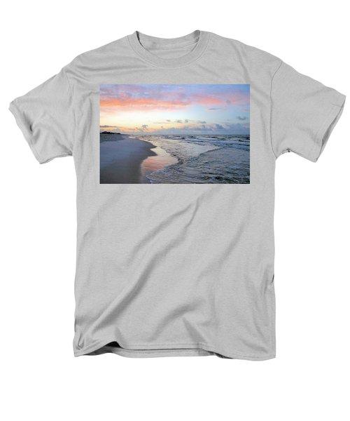 Gulf Shore Men's T-Shirt  (Regular Fit) by Kristin Elmquist