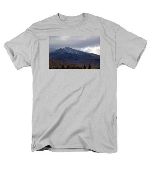 Half And Half Men's T-Shirt  (Regular Fit)