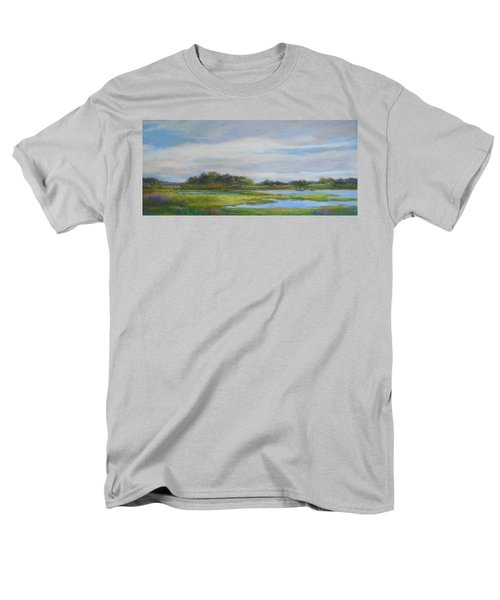 Hammonassett Sky Men's T-Shirt  (Regular Fit)