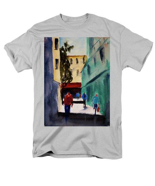 Hang Ah Alley1 Men's T-Shirt  (Regular Fit) by Tom Simmons