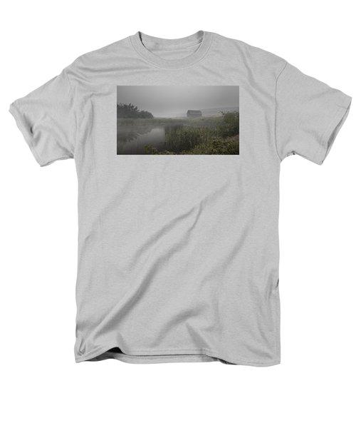 Haynes Ranch Predawn Men's T-Shirt  (Regular Fit) by John Poon