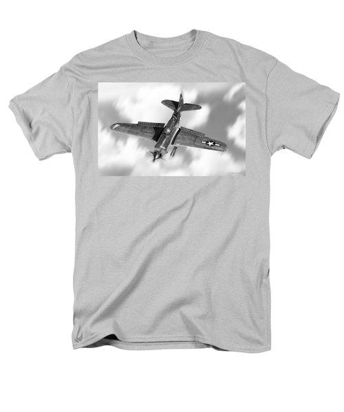 Helldiver Men's T-Shirt  (Regular Fit) by Douglas Castleman