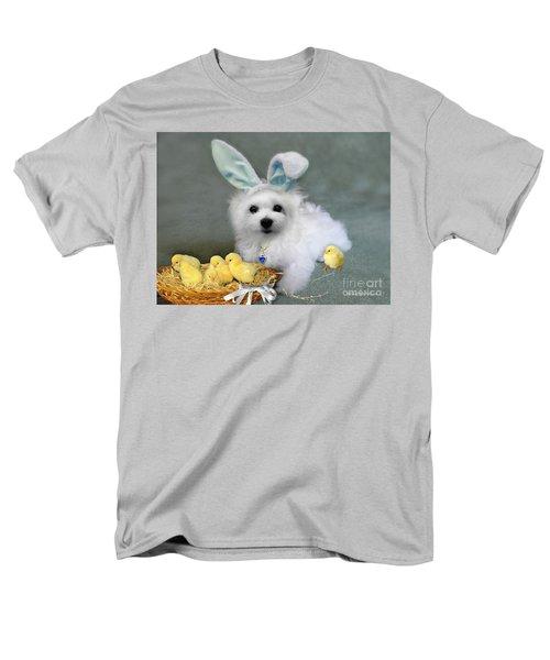 Hermes At Easter Men's T-Shirt  (Regular Fit) by Morag Bates