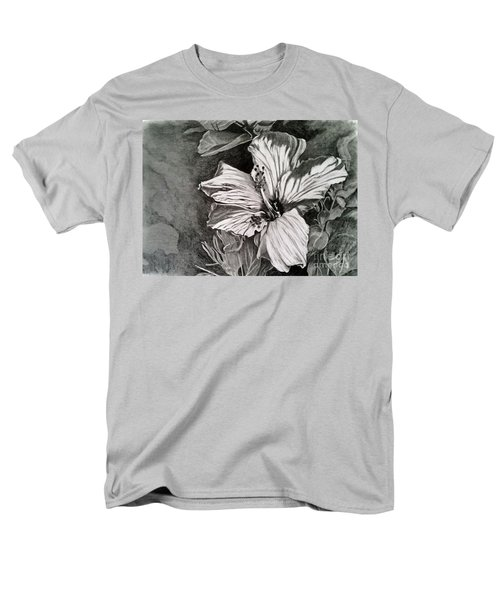 Hibiscus Men's T-Shirt  (Regular Fit) by Terri Mills