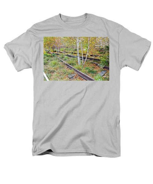High Line Print 2 Men's T-Shirt  (Regular Fit) by Terry Wallace