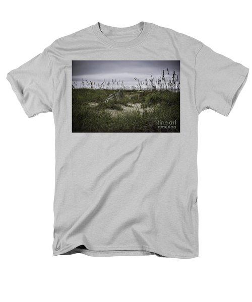 Hilton Head Men's T-Shirt  (Regular Fit) by Judy Wolinsky