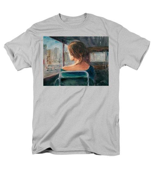 Homecoming... Men's T-Shirt  (Regular Fit) by Faruk Koksal