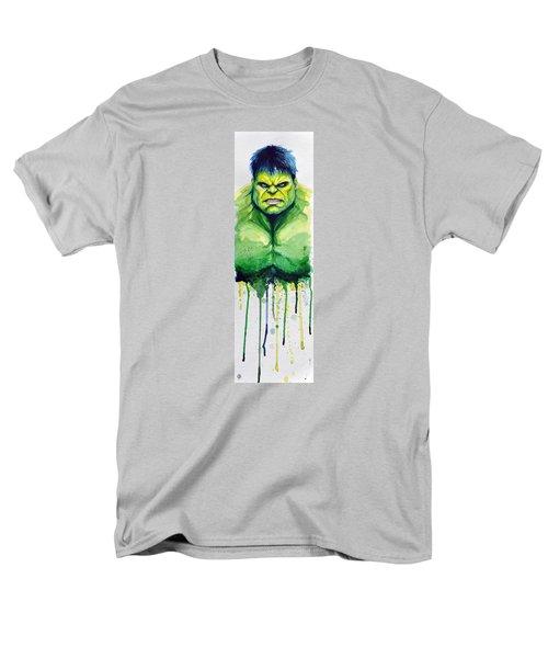 Hulk Men's T-Shirt  (Regular Fit) by David Kraig