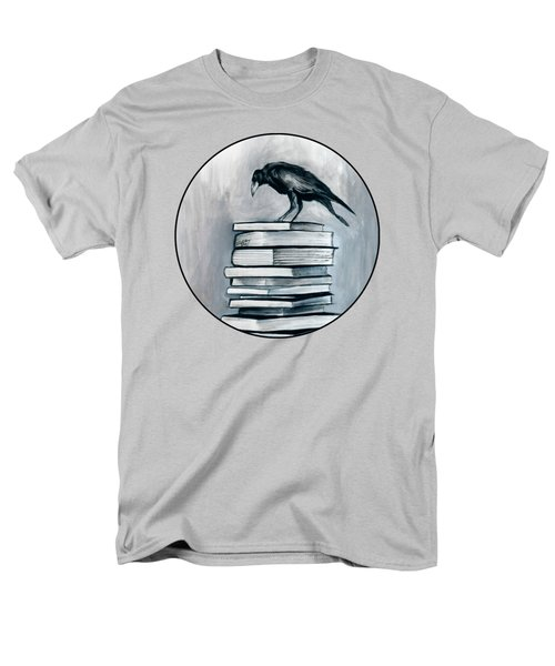 I Don't Read As Much As I'd Love To Anymore Men's T-Shirt  (Regular Fit) by Zombie Rust