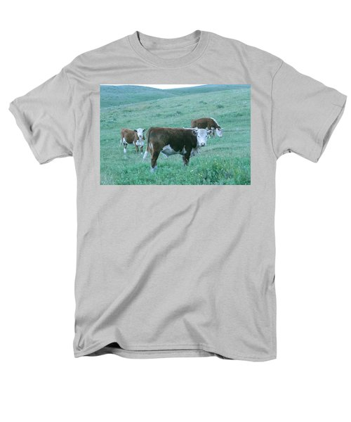 Men's T-Shirt  (Regular Fit) featuring the photograph I See You by Mary Mikawoz