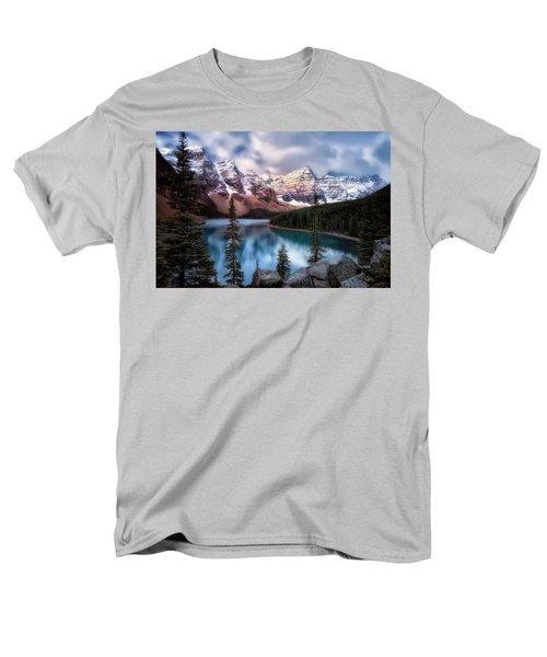 Icy Stillness Men's T-Shirt  (Regular Fit) by Nicki Frates