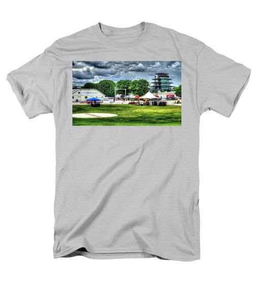 Ims Hospital  Men's T-Shirt  (Regular Fit) by Josh Williams