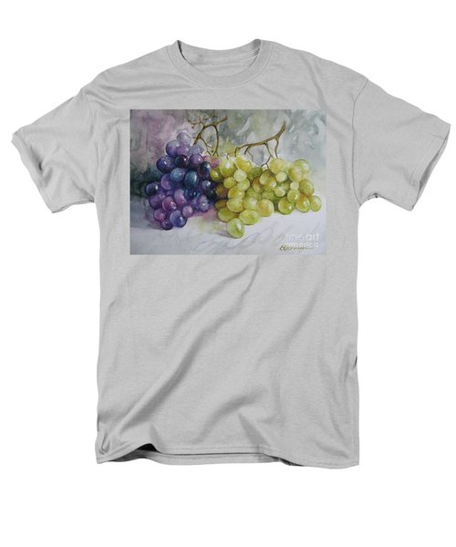 Men's T-Shirt  (Regular Fit) featuring the painting In Harmony by Elena Oleniuc