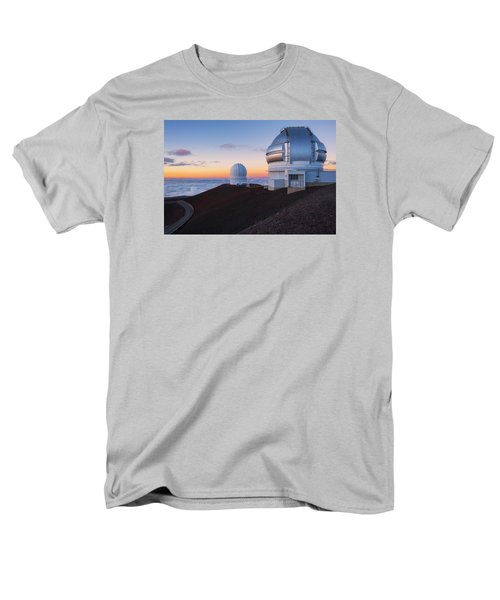 Men's T-Shirt  (Regular Fit) featuring the photograph In Search Of Gemini by Ryan Manuel