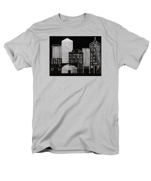 In The City Men's T-Shirt  (Regular Fit) by Kathy Sheeran