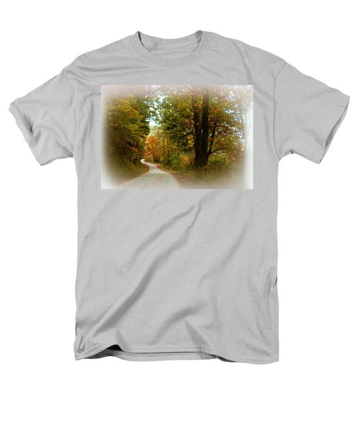 In The Mountains Of Georgia Men's T-Shirt  (Regular Fit) by Sharon Batdorf