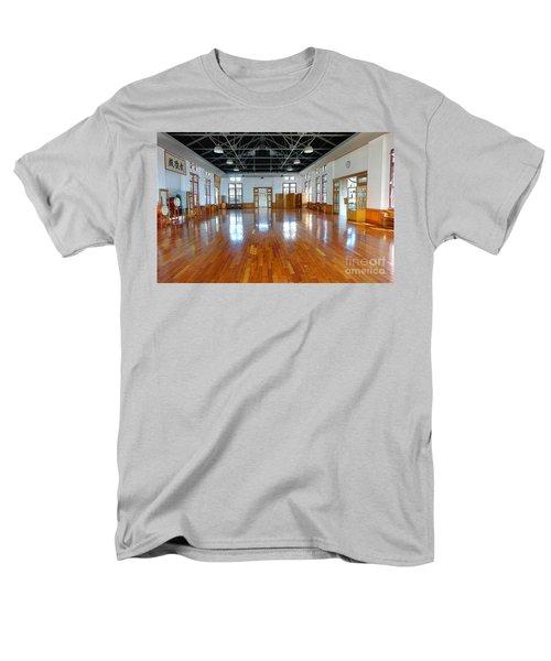 Inside The Wu De Martial Arts Hall Men's T-Shirt  (Regular Fit) by Yali Shi