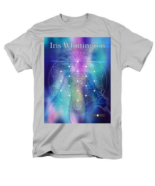 Iris Whittington Men's T-Shirt  (Regular Fit) by Ahonu