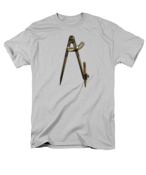 Iron Compass Men's T-Shirt  (Regular Fit)